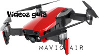 Vídeo-Guía iniciación DJI Mavic Air